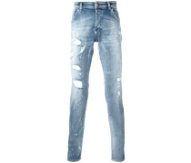 'Artistic' Jeans