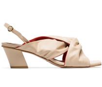 '55' Sandalen mit Knoten