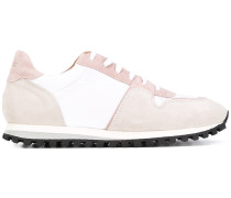 - tonal lace-up sneakers - women