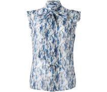 Seidenhemd mit Print - women - Seide - 44