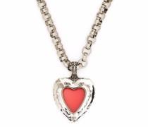 Halskette mit Herzanhänger