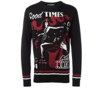 'Good Times' Seidenpullover