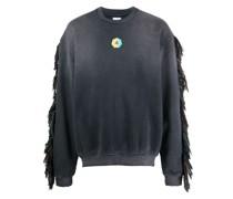 Sweatshirt mit Quasten