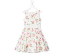 Kleid mit Rosen-Print - kids