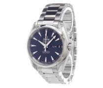 'Seamaster Aqua Terra' analog watch