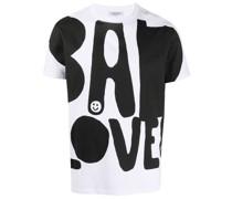 "T-Shirt mit ""Bad Lover""-Print"