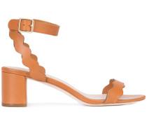 - Sandalen mit Knöchelriemen - women - Leder - 8.5