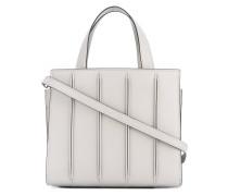 Handtasche mit Paspeln