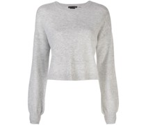 'Ansley' Cropped-Pullover