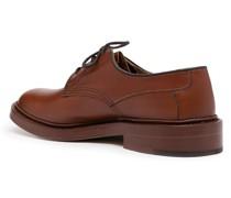 Loafer mit Schnürdetail