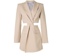 'Chiara' Kleid im Blazer-Look