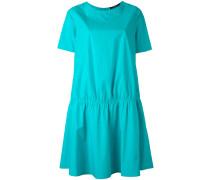 Gerafftes T-Shirt-Kleid - women - Baumwolle - 42