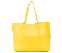 Oversized-Handtasche aus Lammleder