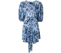 'Blue Belle' Kleid
