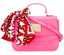 - Handtasche mit Bandana - women - Polyurethan