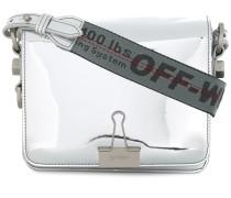 Binder Clip Mirror bag
