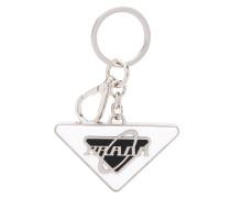 Schlüsselanhänger mit Logo-Schild