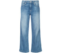 'Nellie' Cropped-Jeans