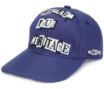 Garavani patchwork cap