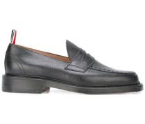 Penny-Loafer mit Kontrastlasche