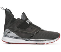 High-Top-Sneakers mit Stretchband