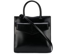 Kastige 'Uptown' Handtasche