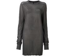 - Oversized-Langarmshirt mit Rundhalsausschnitt