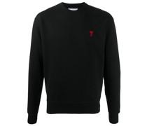 """Sweatshirt mit """"Ami de Coeur""""-Patch"""