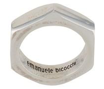 Sechseckiger Ring