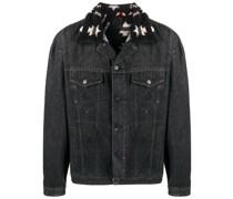 Jeansjacke aus Bio-Baumwolle