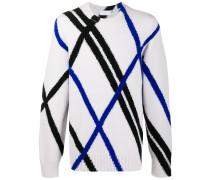 'Kaman' Intarsien-Pullover