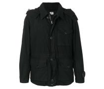 long sleeved slim-fit jacket