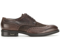 two-tone brogues