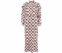 Ahadi Kleid mit geometrischem Print