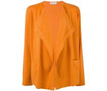 Klassischer Blazer - women - Baumwolle - XL