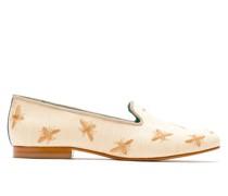 Loafer aus Bast