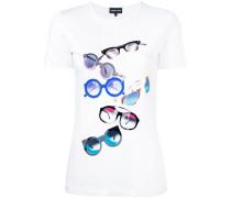 T-Shirt mit Print - women - Baumwolle/Elastan