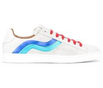 Sneakers mit Wellen-Applikation - men