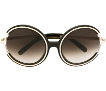 - 'Jayme' Sonnenbrille - women - Acetat/Metall