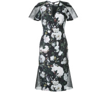 Eden fitted dress