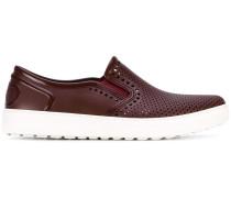 Sneakers mit Perforierung - men