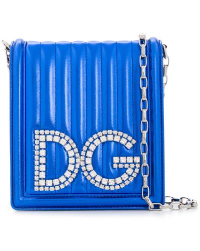 Verkauf 2018 Unisex Erscheinungsdaten Günstig Online Dolce & Gabbana Damen 'DG Girls' Umhängetasche Spielraum Footaction 100% Original Mst2zxb