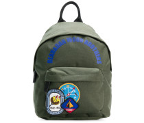 Dean and Dan Wood Brothers backpack