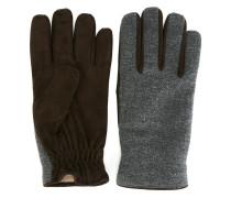 Handschuhe in Colour-Block-Optik - men