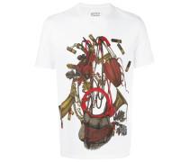 T-Shirt mit Print - men - Baumwolle - 52