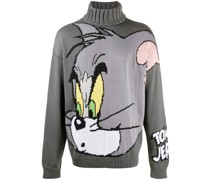 'Tom' Intarsien-Pullover