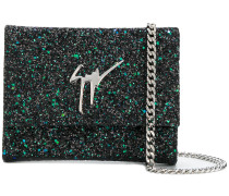 Glitzernde 'Merry Sparkle' Clutch