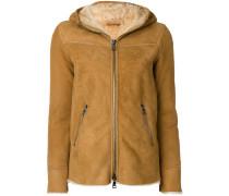 Shearing-Jacke mit Kapuze
