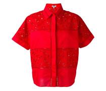 'Flying Kenzo' Bluse