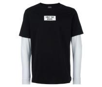 Mehrlagiges Sweatshirt